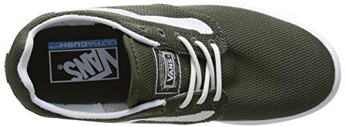 Vans UA ISO 1 Mesh Verde Zapatillas 5 Unisex Adulto aRTRqw