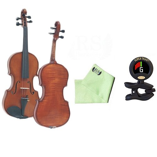 13'' Gigla European Viola 'GEMS 2' Viola Outfit w/Bonus Viola Tuner Pack by Gigla Romania