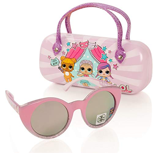 LOL Surprise Sunglasses with Case Kids Accessory, One ()