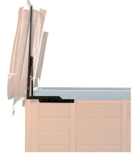Leisure Covers Bay Spa - Cover Valet 250 (Item No. 7910) Spa Cover Lift