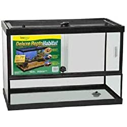 Tetra Usa STS26916 Deluxe Slide Door Cage for Aquarium, 29-Gallon