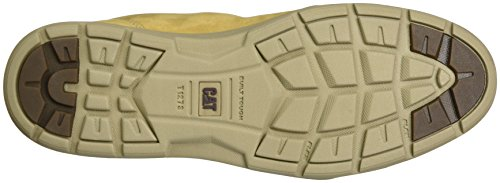 Caterpillar Quell, Zapatillas Altas para Hombre Dorado (Mens Honey Reset)