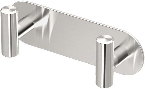 Gatco 1295 Latitude II All Modern Décor Hook, Double, Satin Nickel