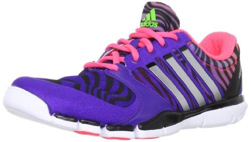 Adidas adipure a.t. 360 CC Celebration W G96660 Damen Trainingsschuhe/Sportschuhe/Fitnesschuhe Violett Violett