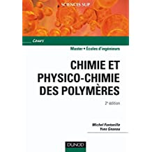 Chimie et physico-chimie des polymères - 2e édition (French Edition)
