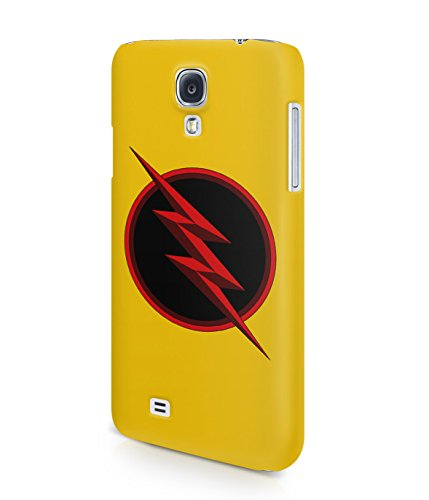Reverse Flash Logo Professor Zoom Comics Plastic Snap-On Case Cover Shell For Samsung Galaxy S4