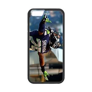 Seahawks Phone Case, Personalized iPhone6 4.7 inch Case (Laser Technology) wangjiang maoyi