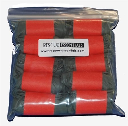 rolled-gloves-ten-pairs-olive-drab-tactical-nitrile-gloves-large