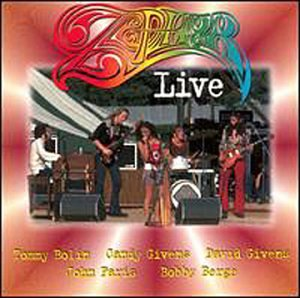 Zephyr Live by Tommy Bolin Archives