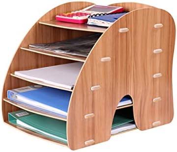 Organizador de Archivos de Escritorio, Caja de Almacenamiento de ...