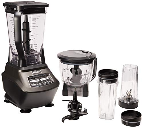 ystem (BL770) Blender/Food Processor with 1500W Auto-iQ Base, 72oz Pitcher, 64oz Processor Bowl, (2) 16oz Cup for Smoothies, Dough & More ()