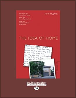Book The Idea of Home: Autobiographical Essays