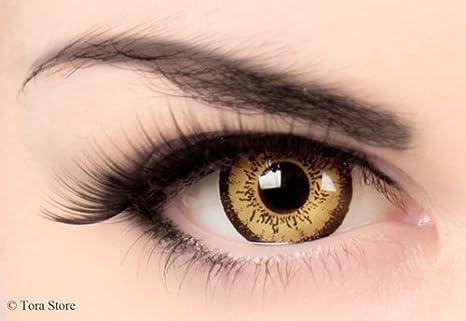 Durata 1 Anno E.O.S. Lenti a Contatto Blu Dolly Eye