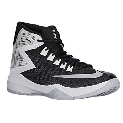 手伝うあからさまかもしれない(ナイキ) Nike メンズ バスケットボール シューズ?靴 Zoom Devosion [並行輸入品]