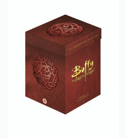 Click for larger image of Buffy the Vampire Slayer - Series 1 - 7 Complete [Box Set]