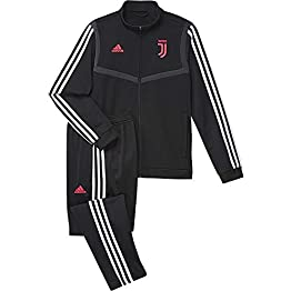 adidas 19/20 Juventus Polyester Suit Youth Suits Unisexe Enfant