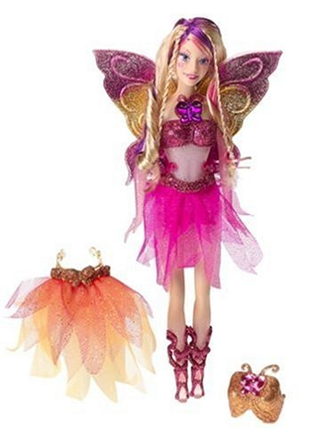 Crystal Fairytopia Barbie Doll