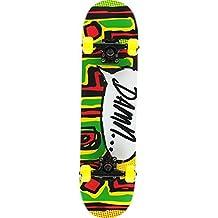 Blind OG Damn Bubble Mini Complete Skateboard - 7.0 Rasta by Blind