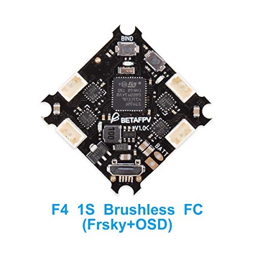 BETAFPV-F4-1S-Brushless-Flight-Controller-Frsky-Receiver-Integrated-ESC-OSD-Smart-Audio-for-FPV-Micro-Racing-Drone