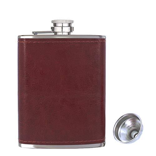 Pocket Hip Flask 8