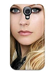 BEBqaBJ405XImEj ClaudiaDay Avril Lavigne Durable Galaxy S4 Tpu Flexible Soft Case
