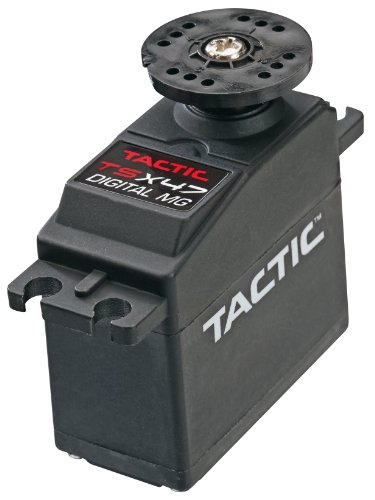 Tactic TSX47 Digital High Torq MG 2BB Standard Servo