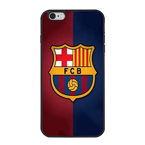 """Fc Barcelona iPhone 6 plus Case,barcelona Cell Phone Case for iPhone 6 plus/6s plus 5.5"""" TPU Case"""