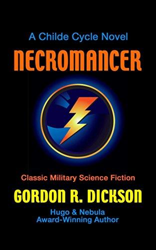 book cover of Necromancer