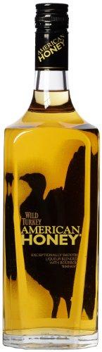 Wild Turkey American Honey Liqueur blended with Bourbon (1 x 1 l)
