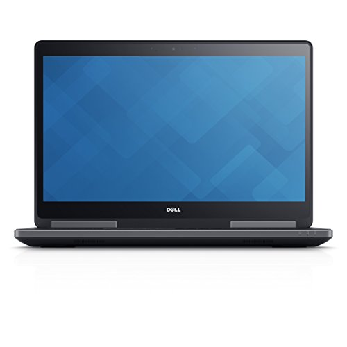 DELL Precision 7720 i7 17.3 inch HDD+SSD Quadro Black