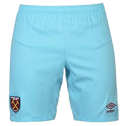 6baf1f606e0 Amazon.com   West Ham United Kids Away Shorts 2016-17-7-8 Years   Sports    Outdoors