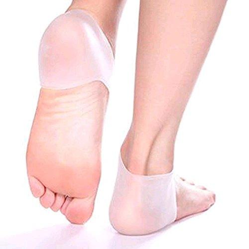 TraderPlus Plantar Fasciitis Inserts Heel Protectors Foot...