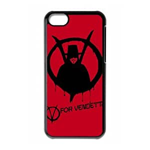 Unique Design Cases Ipod Touch 6 Cell Phone Case Black Black red revolution v for vendetta Tstgv Printed Cover Protector