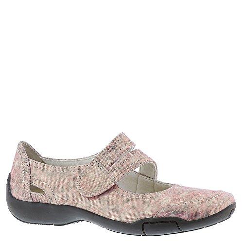 Ros Hommerson Chelsea Mary Jane Femmes Slip Sur Des Chaussures Aquarelle-floral