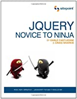 jQuery: Novice to Ninja Front Cover