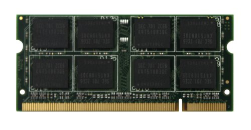 Super Talent DDR2-667 SODIMM 1GB/64x8 Value Notebook Memory T667SB1G/V by Super Talent (Image #2)