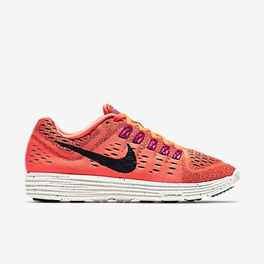 Nike Lunar Tempo Women's Running Shoes - 8 - Orange