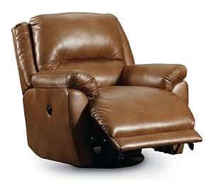 lane orbit 2078 glider recliner in leather on sale home kitchen