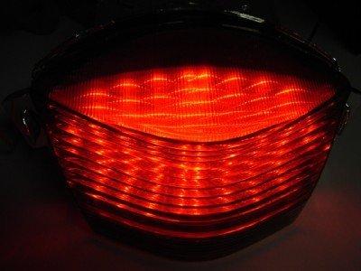 Fumar LED cola luz de freno con intermitente para 06 - 08 ...