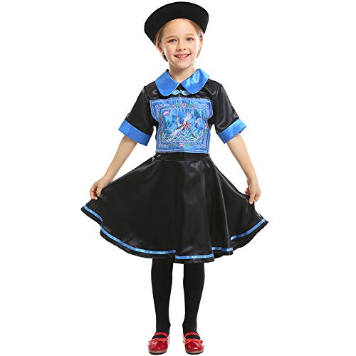 Qy Children's Halloween Dress Up, Childlike Zombie