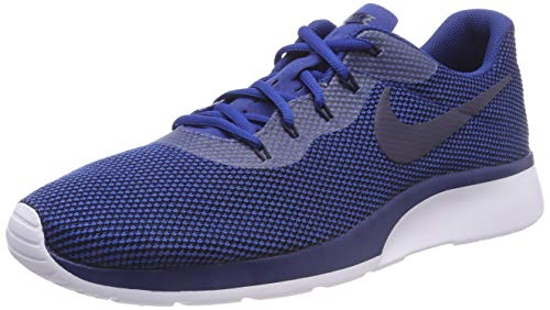 Racer Fitness Scarpe 404 Uomo NIKE Blue White Blackened Gym da Multicolore Tanjun Blue Bn5xIqA