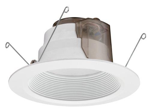 UPC 820476235023, Lithonia Lighting 6BPMW HL LED M6 5/6 Inch 12W White High Output LED Recessed Baffle Module, 3000K
