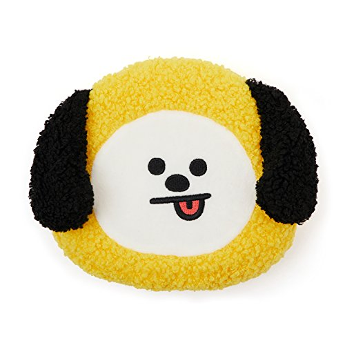6fb4710cd82d BT21 Chimmy Boucle Pouch One Size Yellow