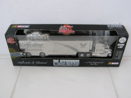racing-champions-nascar-limited-edition-1-of-4999-platinum-plated-164-scale-precious-metals-series-v