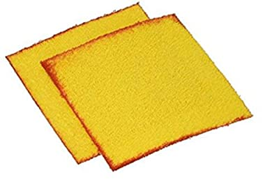 24 Pads! Golden Fleece Scouring Cloths Pad Cleaning Kitchen Lawn Tools
