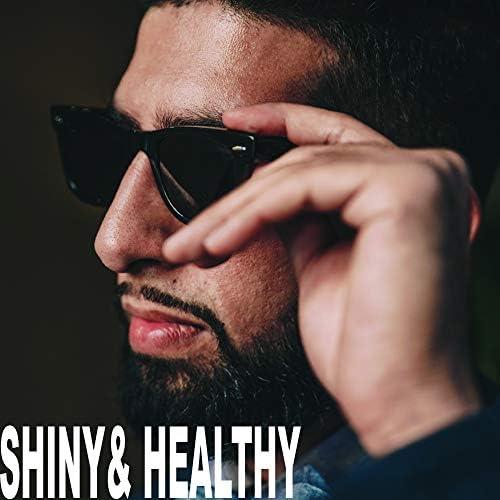 Acondicionador Biotin para el crecimiento de la barba y el bigote ...