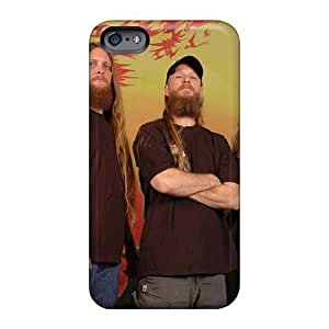 Iphone 6 JWT18952DSQK Allow Personal Design Lifelike Obituary Band Skin Shock Absorbent Hard Phone Cases -KevinCormack