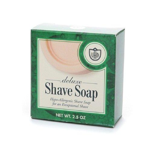 Van der Hagen Deluxe Shave Soap-2.5 oz (Deluxe Soap)