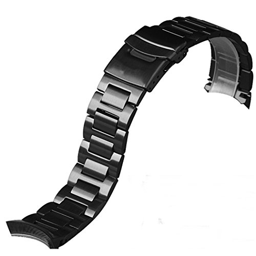 BOS Men's Stainless Steel Watch Band extra links for 9008