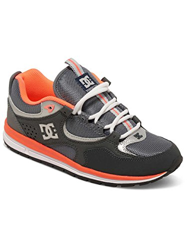 DC Shoes Kalis Lite - Shoes - Chaussures - Femme - US 7 / UK 5 / EU 38 - Gris
